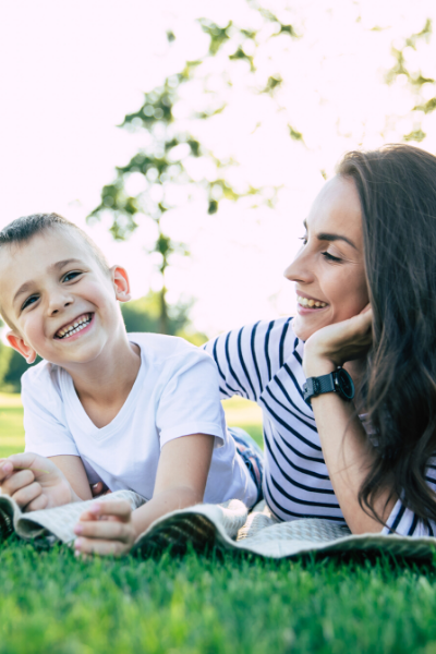 Create a Productive Schedule with Your Child this Summer